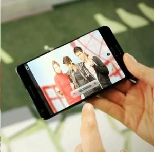 Posibilul Samsung Galaxy S3 surprins intr-o prezentare de la CES 2012