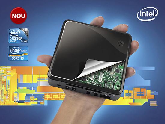 Barebone Intel NUC