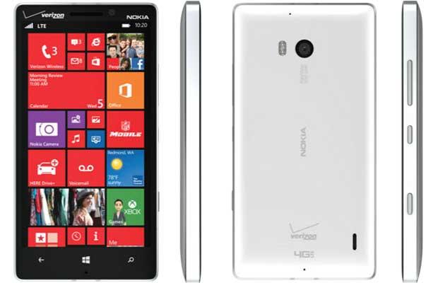 Nokia Lumia 929 White