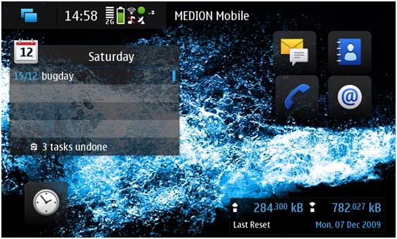 maemo desktop