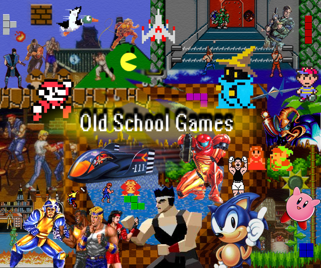 free games old school