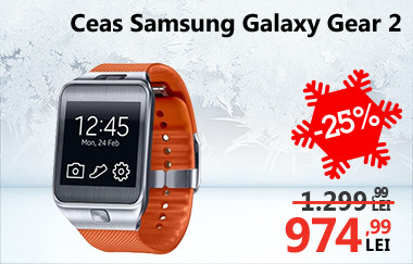 Ceas Samsung Galaxy Gear 2