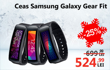 Ceas Samsung Galaxy Gear Fit