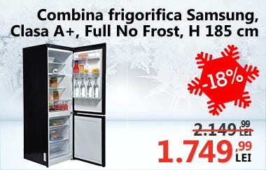 Combină frigorifică Samsung RB31FERNDB