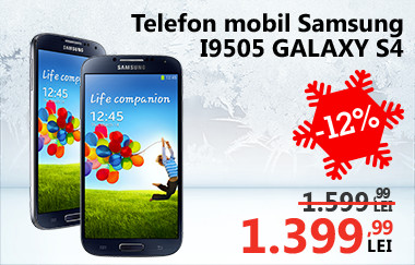 Samsung I9195 Galaxy S4 Mini blak