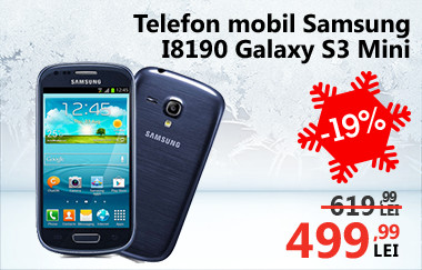 Samsung I9195 Galaxy S4 Mini_blue
