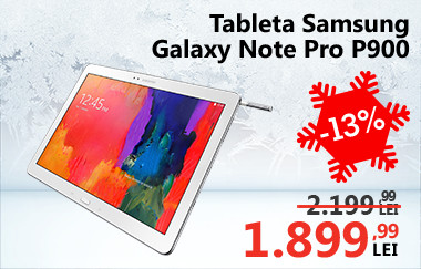 Tabletă Samsung Galaxy Note Pro P900