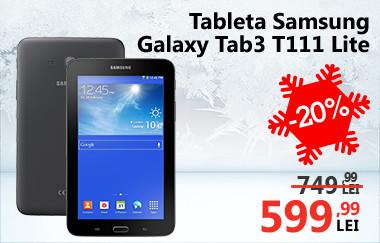 Tableta Samsung Galaxy Tab3 T111 Lite