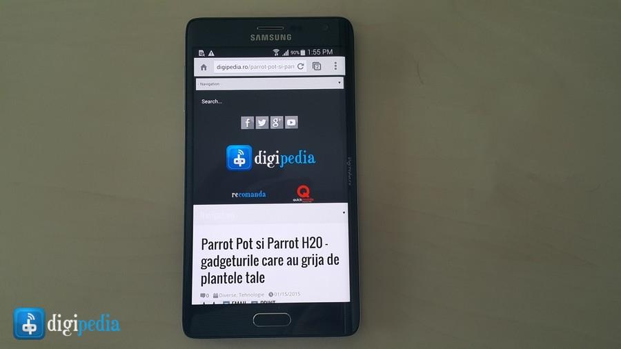 Samsung Galaxy Note 4 Edge  2