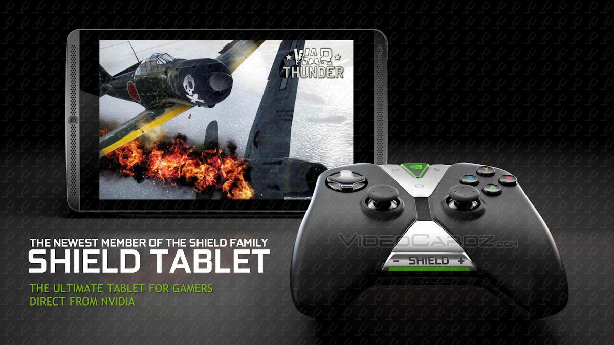 tableta de gaming