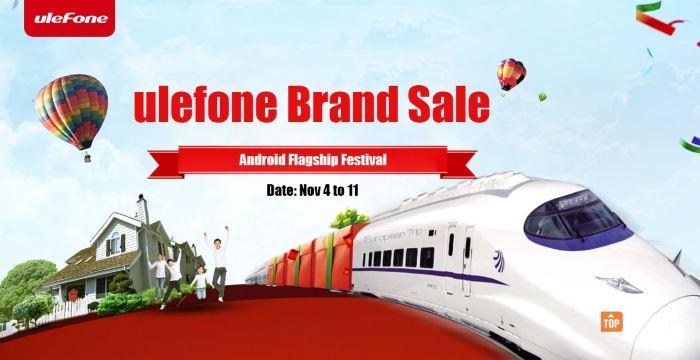 ulefone sale