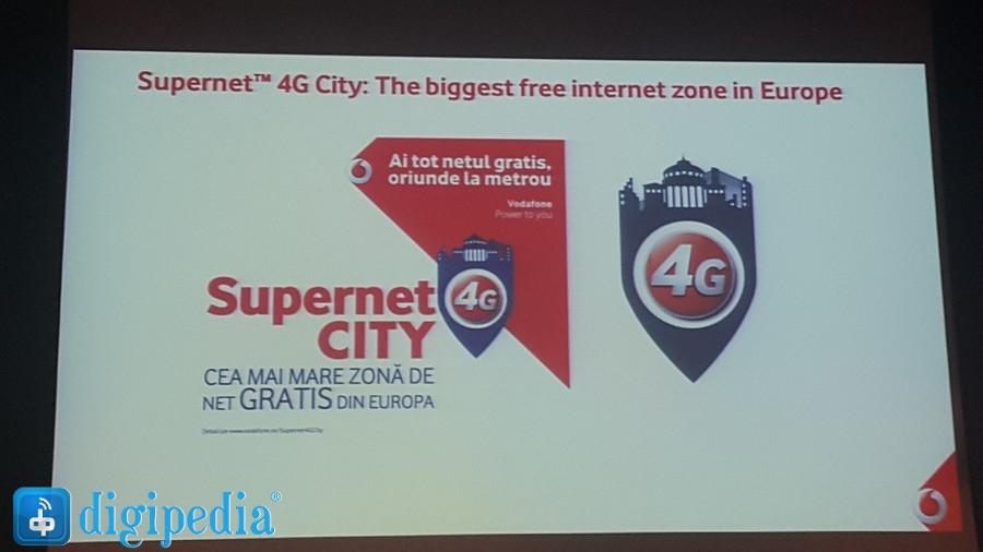 Vodafone - Bigest Internet Zone