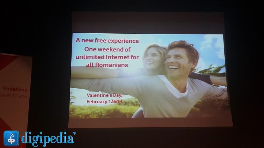 Vodafone - Internet Weekend