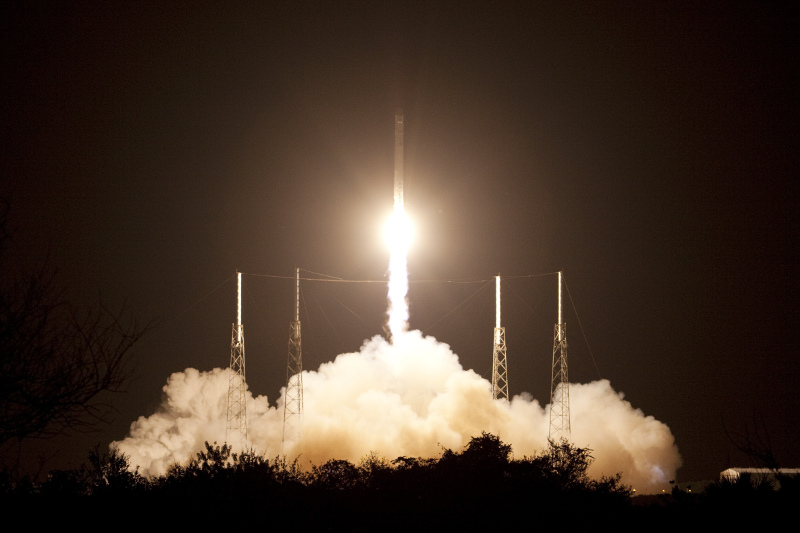 space x crs-1