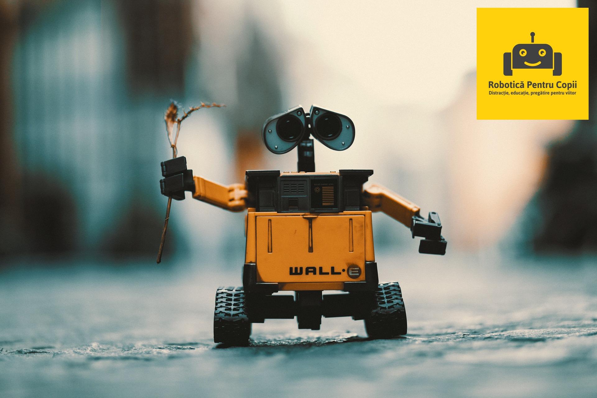 cursuri robotica pentru copii