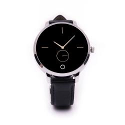 smartwatch STime Raven argintiu